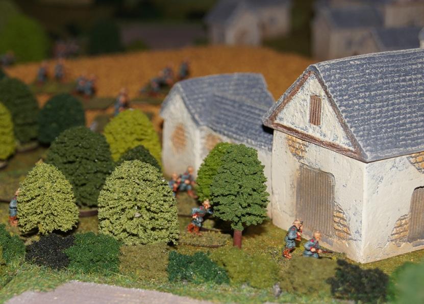 German dragoons